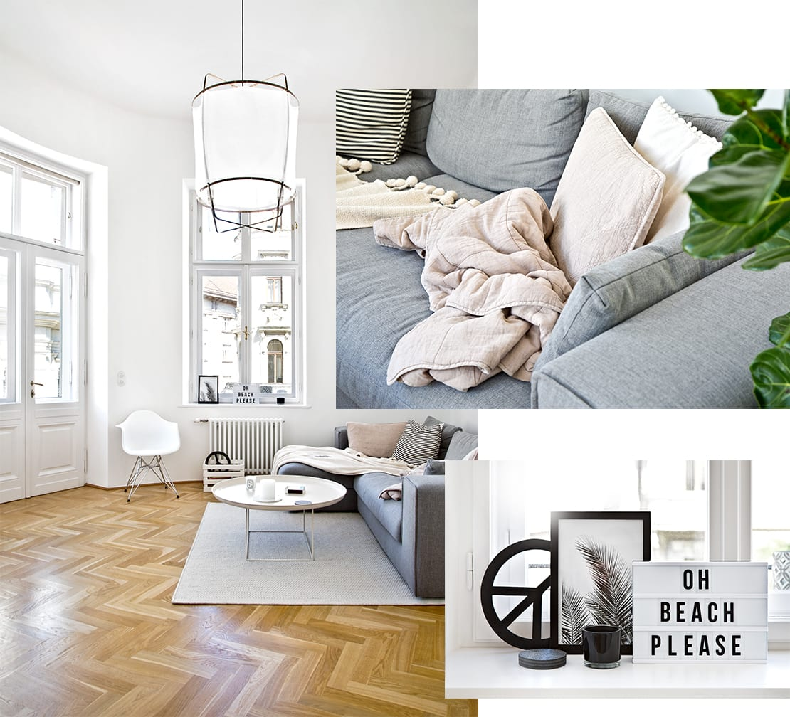 piso estilo nordico Un Piso Seorial De Estilo Nrdico WESTWING MAGAZINE
