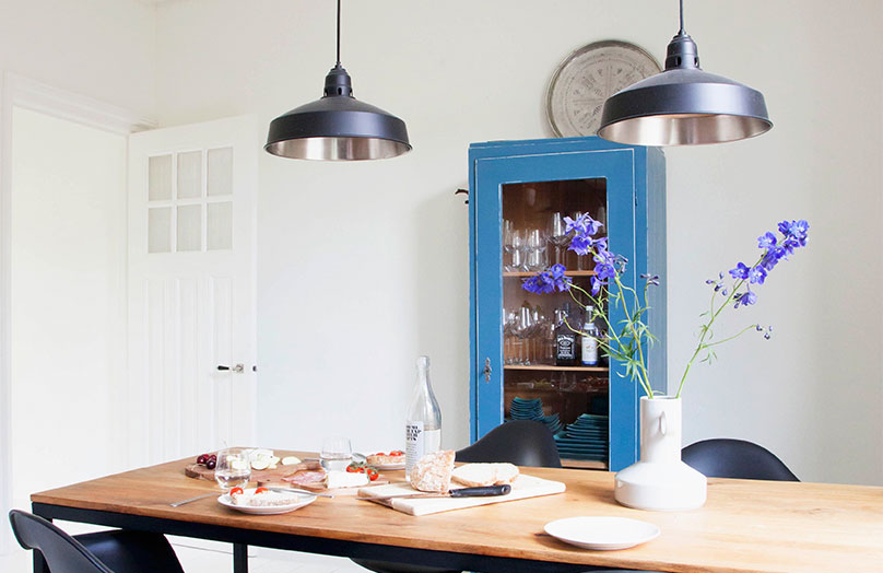 Guía para escoger la lámpara de comedor