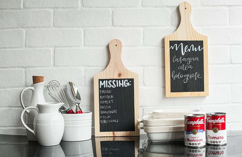Cómo actualizar tu tabla de madera