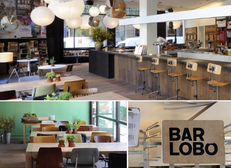 Bar lobo tapas barcelone magazine westwing