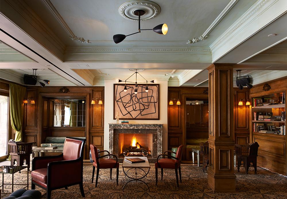 Le Marlton : un hôtel chargé d'histoire