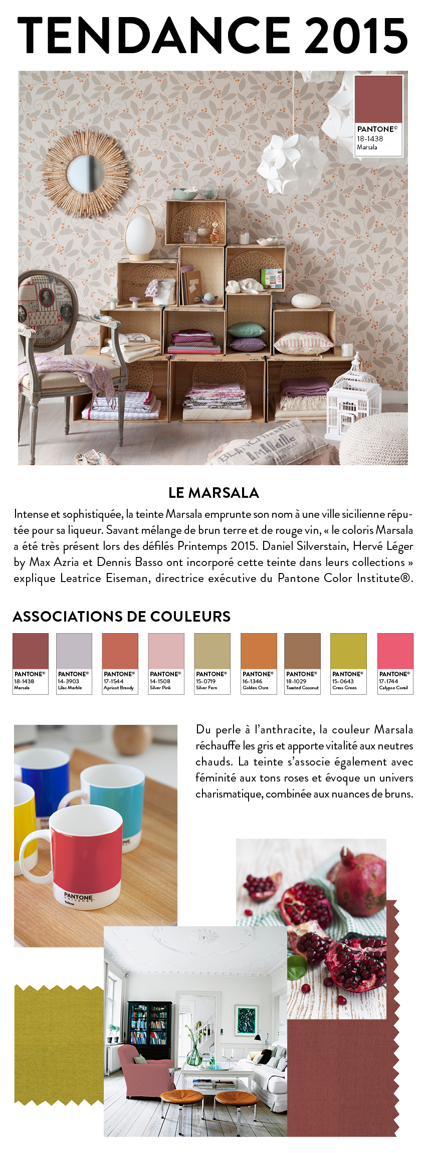 la couleur marsala westwing magazine. Black Bedroom Furniture Sets. Home Design Ideas