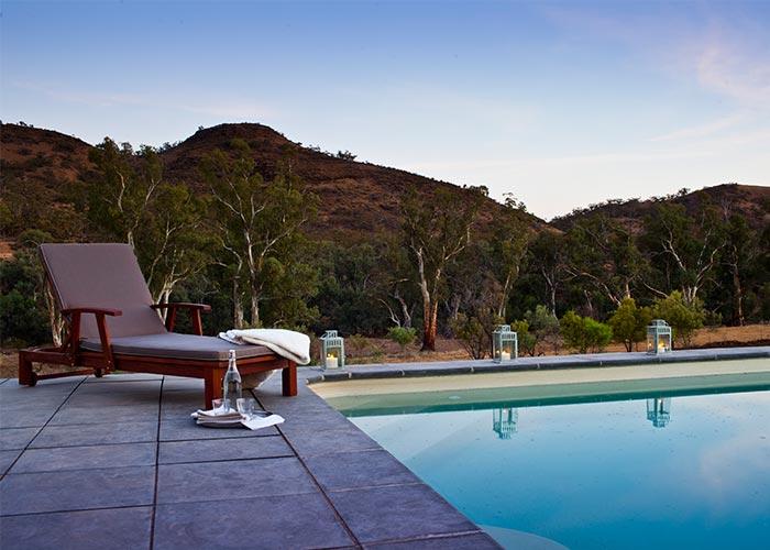 Un ranch au cœur de l'outback australien