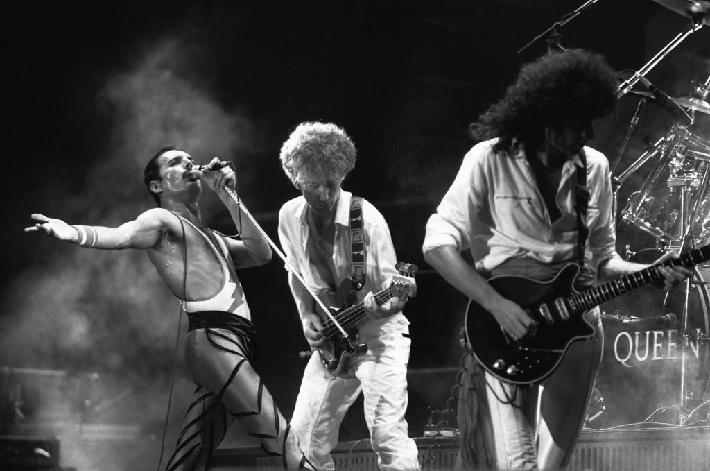 Queen in Concert