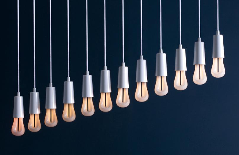 Plumen réinvente l'ampoule de génie