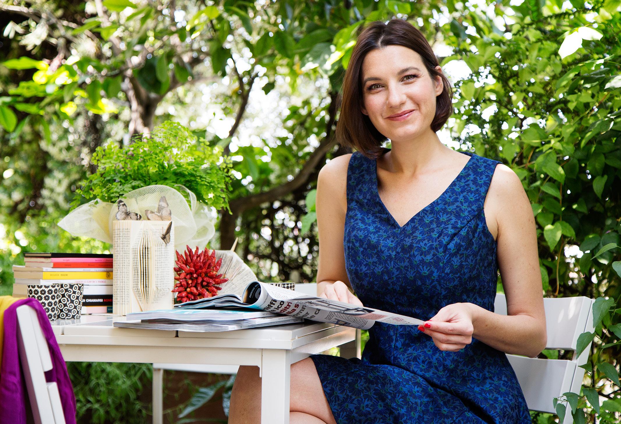 Margot Zanni - L'élégance à l'italienne