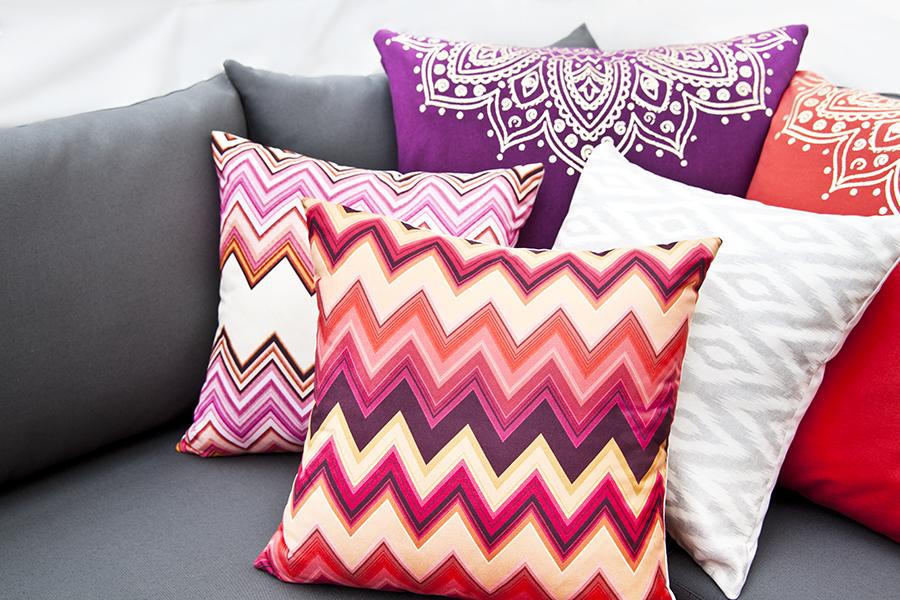 Osez mixer les motifs et les couleurs !