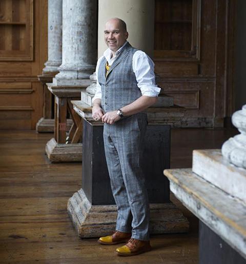 Rencontre avec Nico Tijsen, directeur artistique de la marque Rivièra Maison
