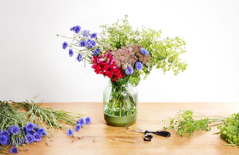 Le bouquet du mois : Juillet