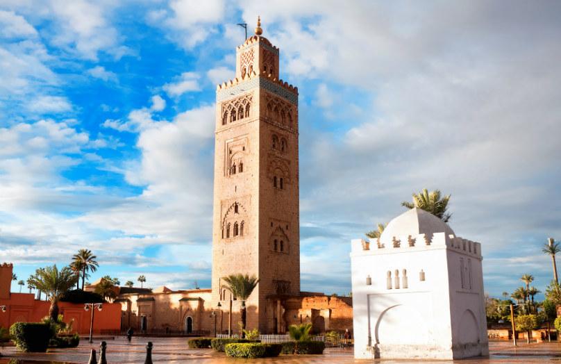 Marrakech + boho = Moho