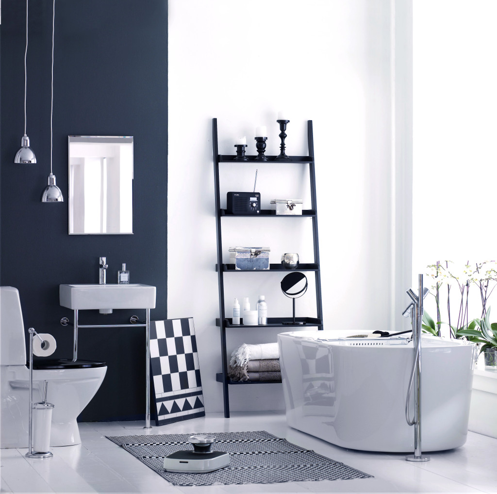accessoire salle de bain romantique. Black Bedroom Furniture Sets. Home Design Ideas