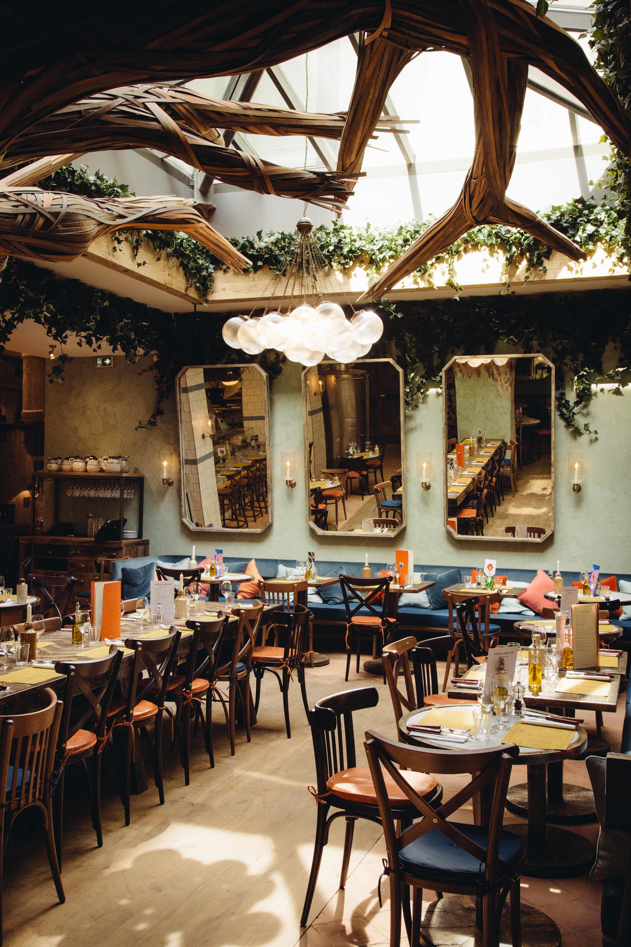 Ober Mamma : le nouveau hotspot italien à Paris