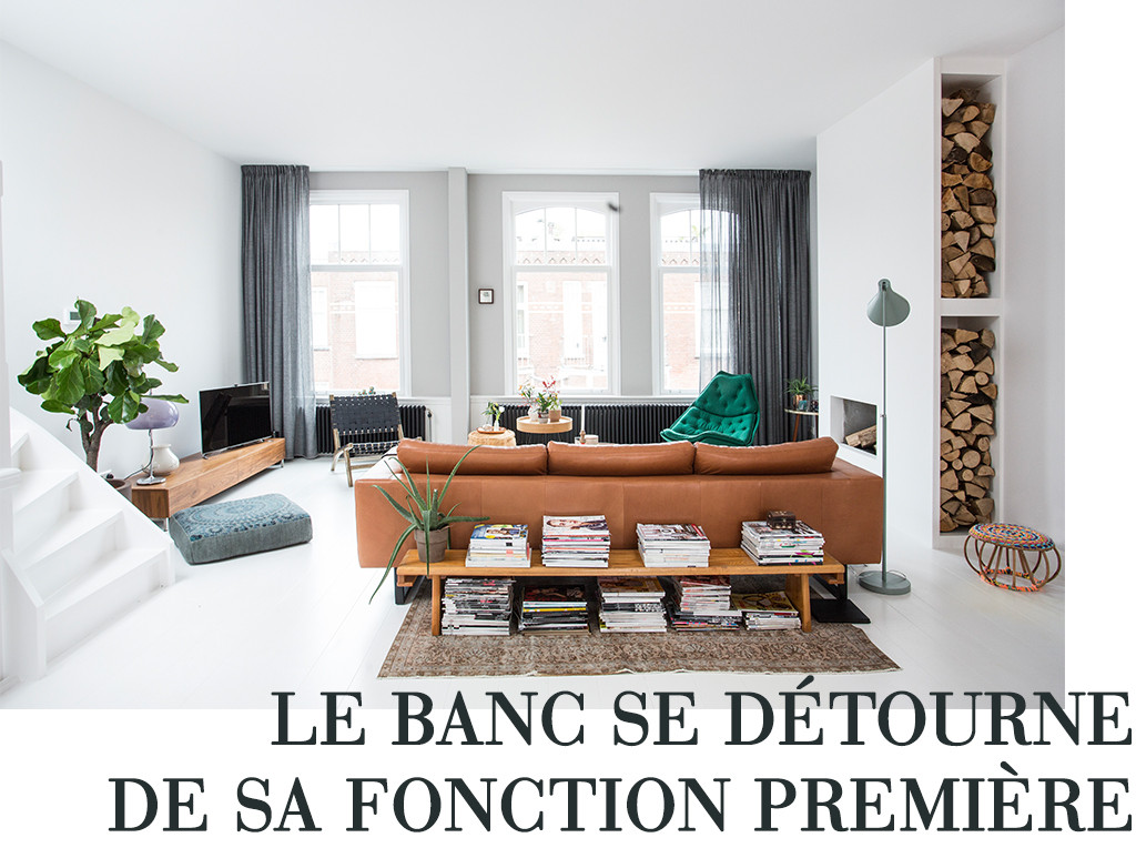 nos 3 conseils pour d tourer votre int rieur avec un banc. Black Bedroom Furniture Sets. Home Design Ideas