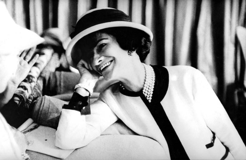 Leçon de style par Coco Chanel