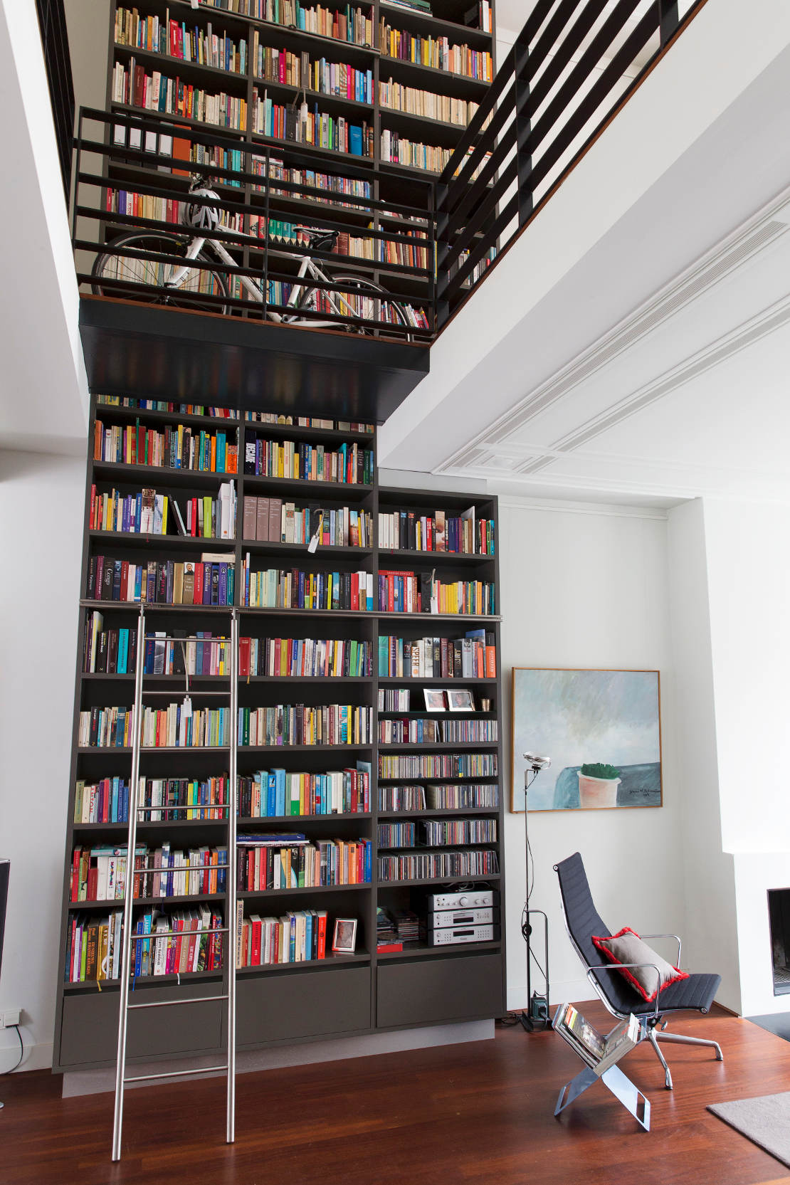 architecte-bibliothèque