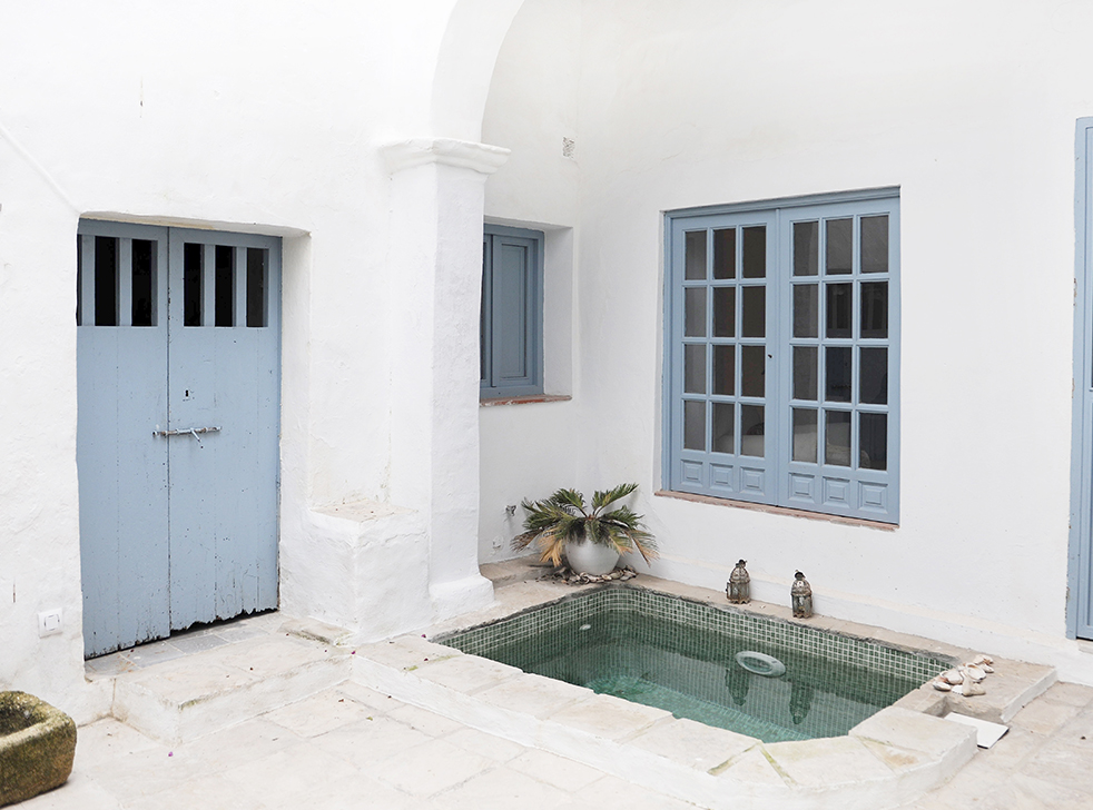 Maison boh me en andalousie westwing magazine for App para decorar casas