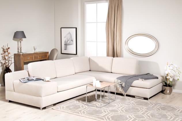 fausses vérités en matières de décoration: textiles clairs