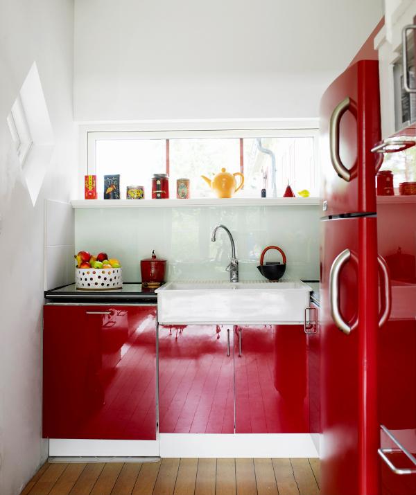fausses vérités en matières de décoration : petite cuisine