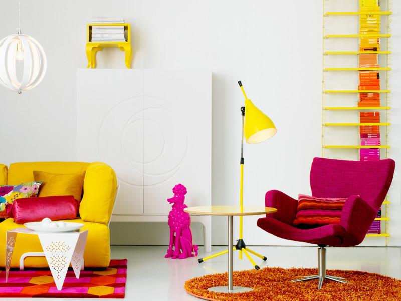 comment d corer avec des couleurs vives westwing. Black Bedroom Furniture Sets. Home Design Ideas