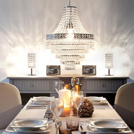 5 conseils pour une décoration glamour