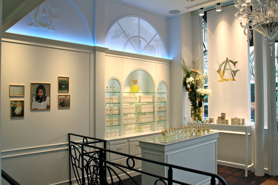 Annick Goutal Boutique