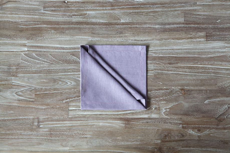westwing- plier ses serviettes