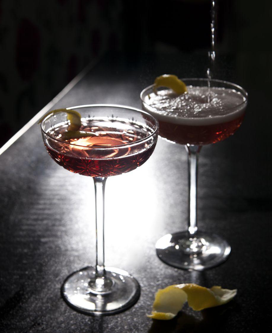 Westwing-coktails au champagne