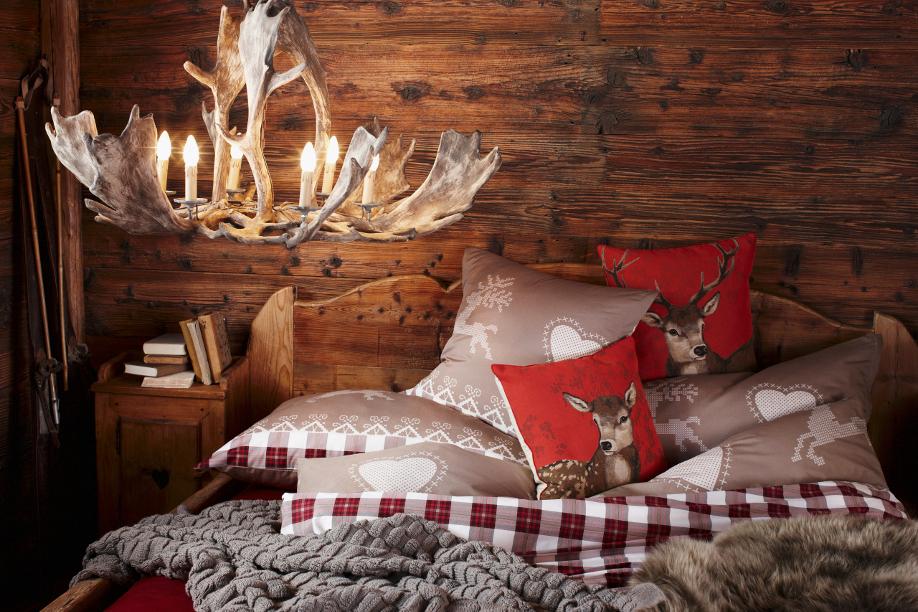 bienvenue dans un chalet rustique westwing magazine. Black Bedroom Furniture Sets. Home Design Ideas