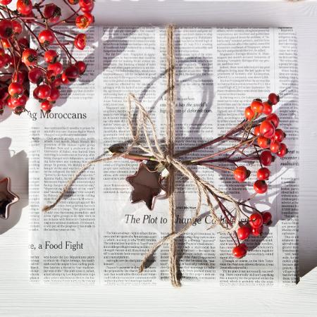 Comment emballer ses cadeaux sans papier cadeau