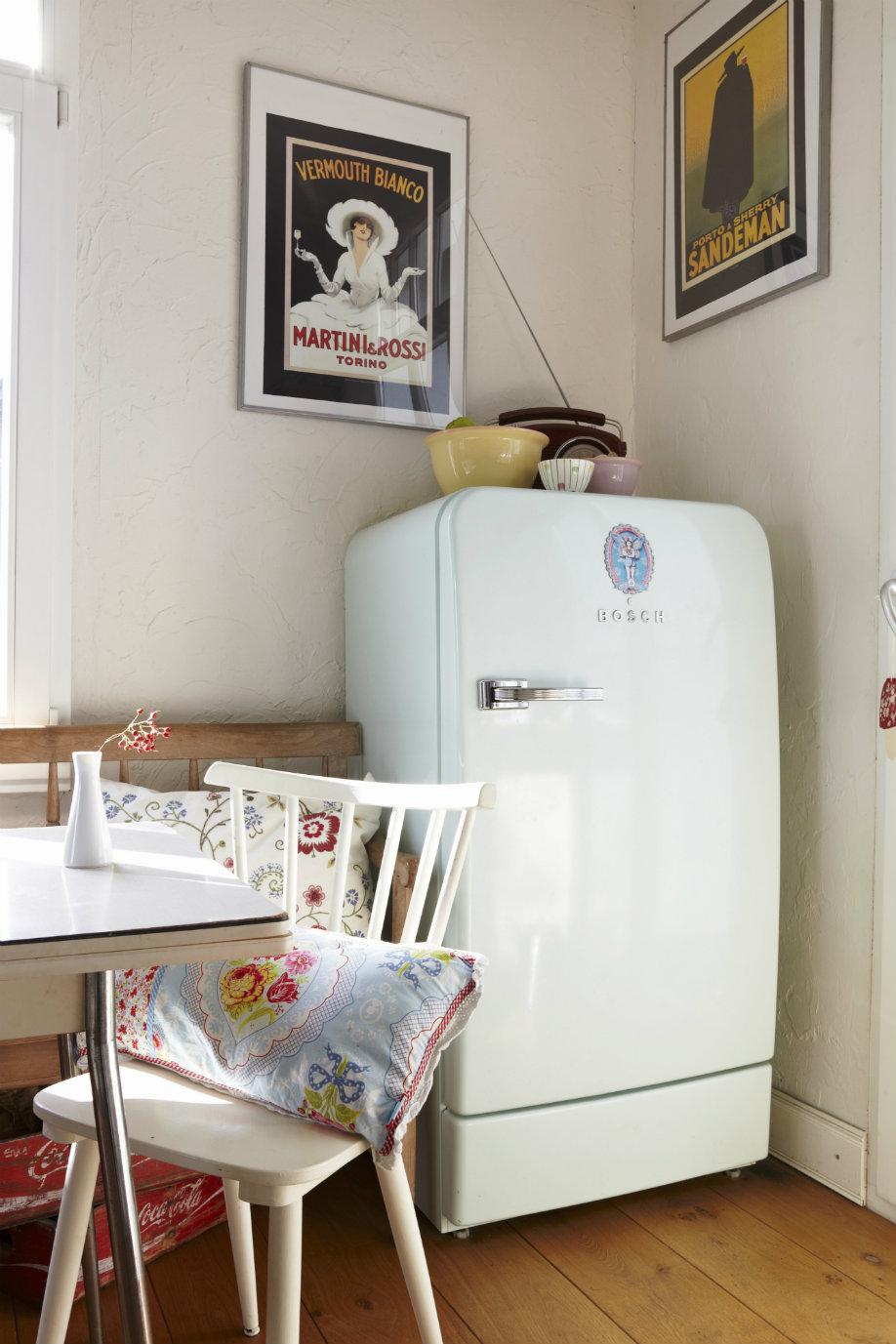 Top 5 des accessoires r tro pour une cuisine vintage - Accessoire retro ...