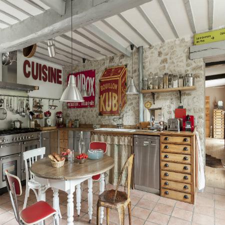 5 accessoires rétro pour une cuisine vintage
