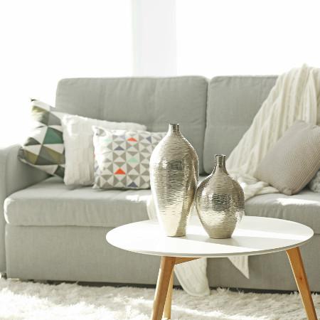 Déco argent : 6 raisons de faire briller votre maison