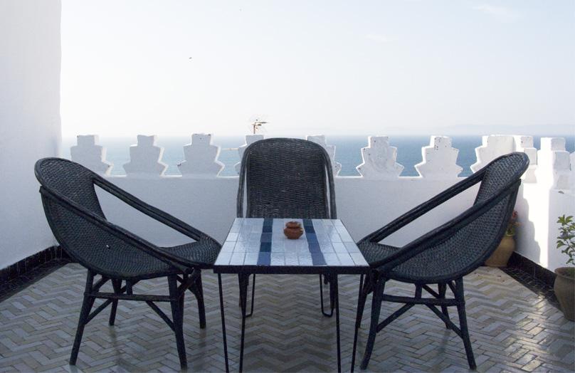 Un week-end à Tanger, à l'hôtel Nord-Pinus
