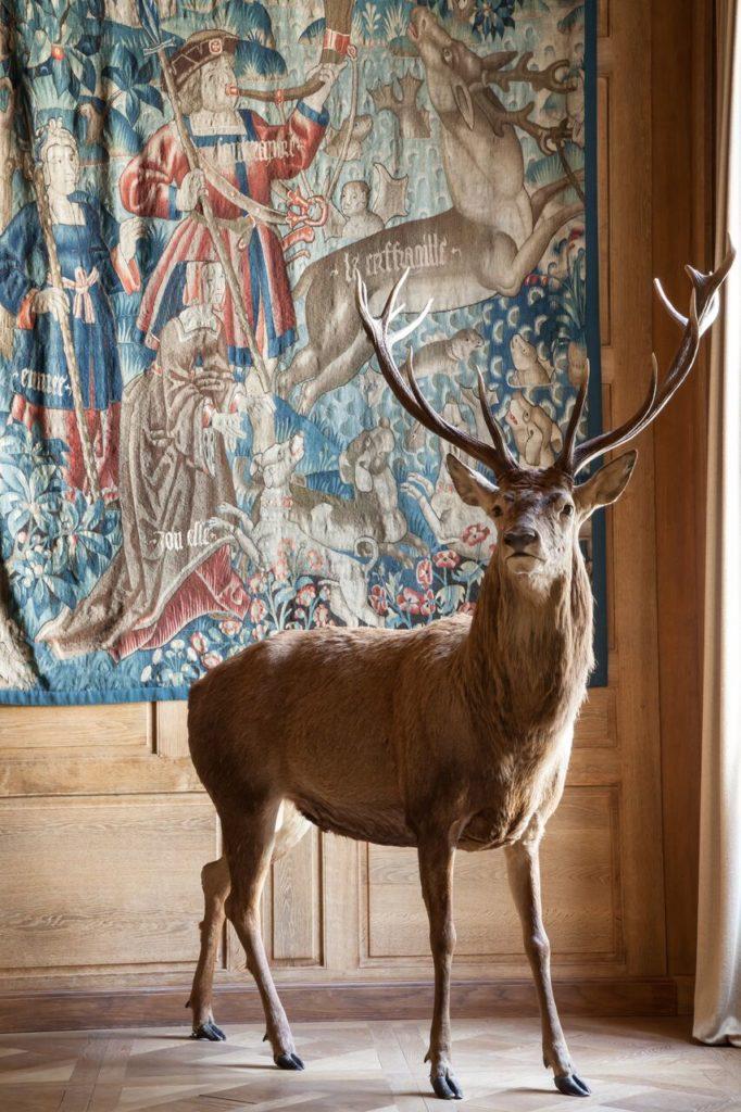 mus e de la chasse et de la nature magazine westwing. Black Bedroom Furniture Sets. Home Design Ideas