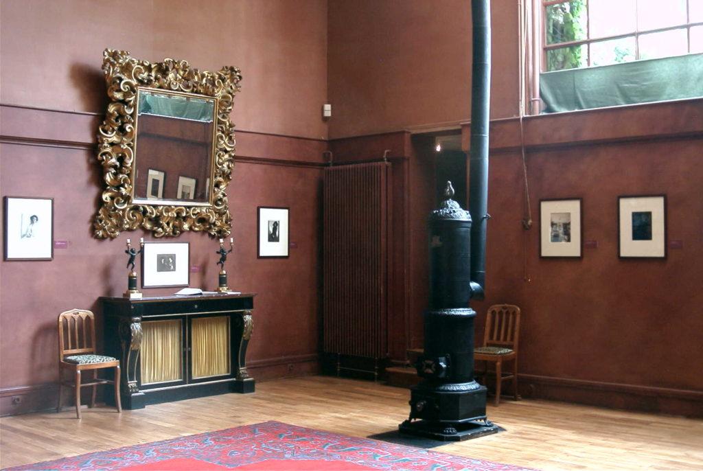 Atelier salon © D. Messina - Ville de Paris