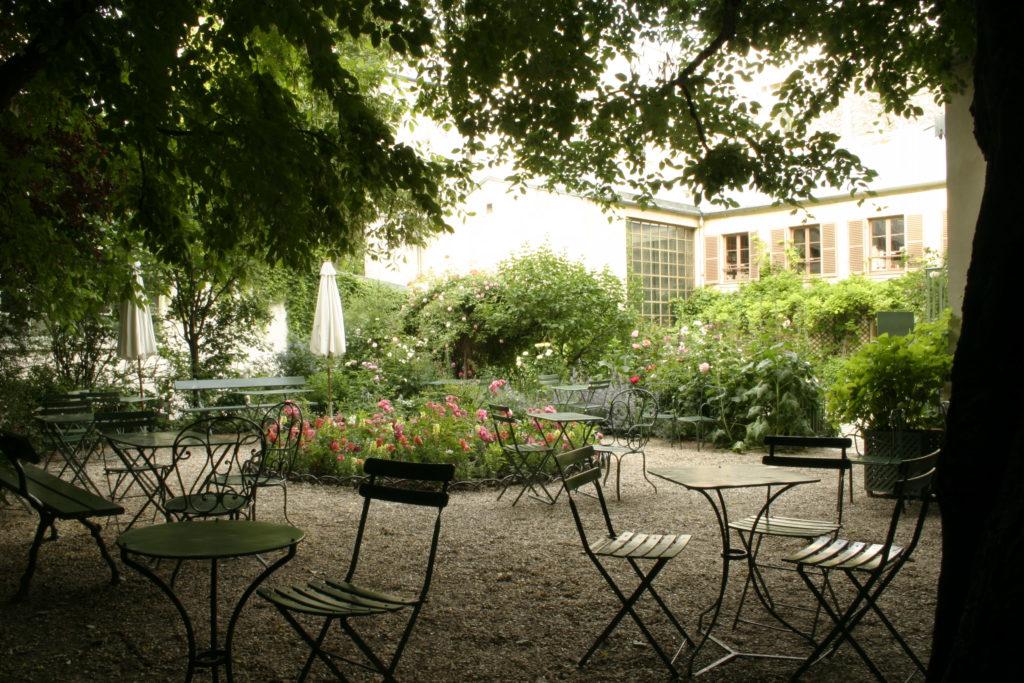 Musée de la Vie romantique (Jardin et salon de thé) © D.Messina - Ville de Paris