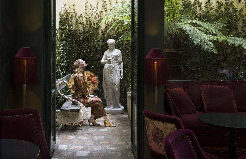 Hôtel Maison Souquet, écrin intimiste par Jacques Garcia