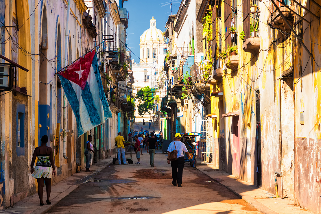 cuba voyage destination bucket list