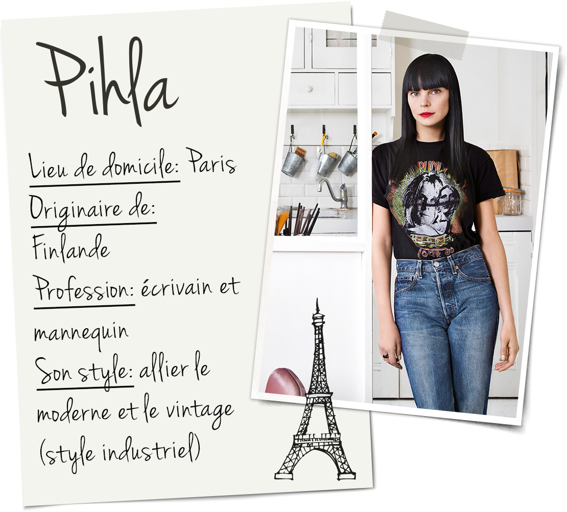 écrivain mannequin Paris