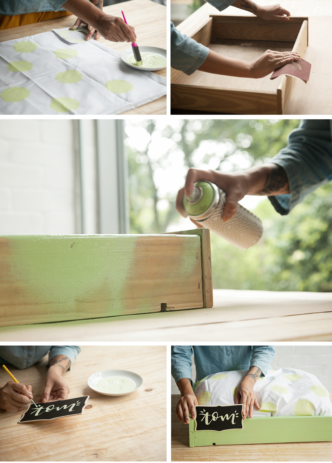DIY panier