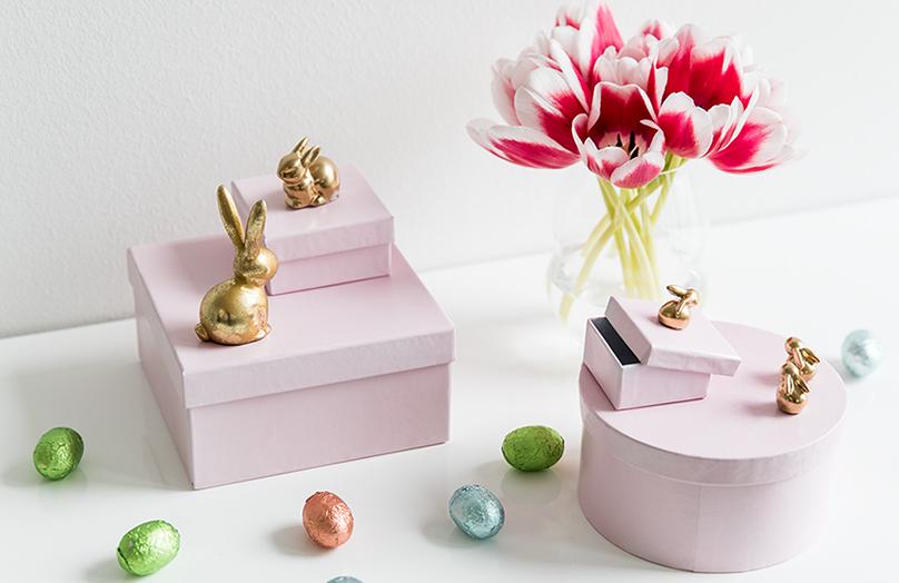 DIY : des jolis emballages pour Pâques