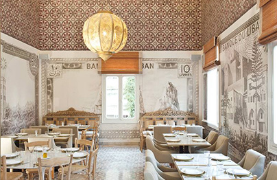 Liza Beyrouth : palais gourmand