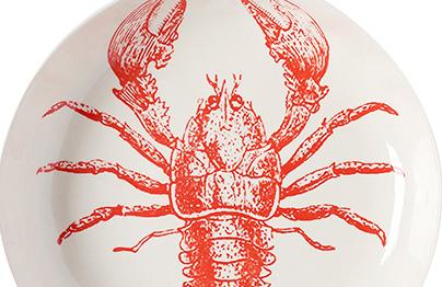 Le homard s'ancre dans notre déco