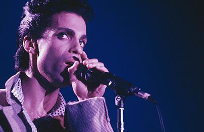 L'hommage de Pantone à Prince