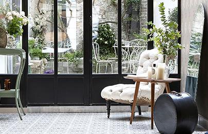 L'Hôtel Henriette : comme à la maison !