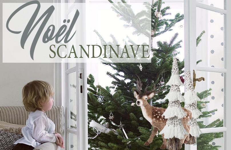 Tendance nordique : un Noël scandi