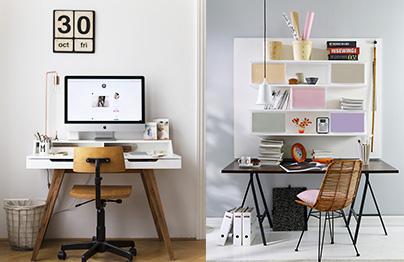 Un bureau qui donne (presque) envie de travailler