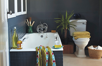 Une salle de bains ethnique : mode d'emploi