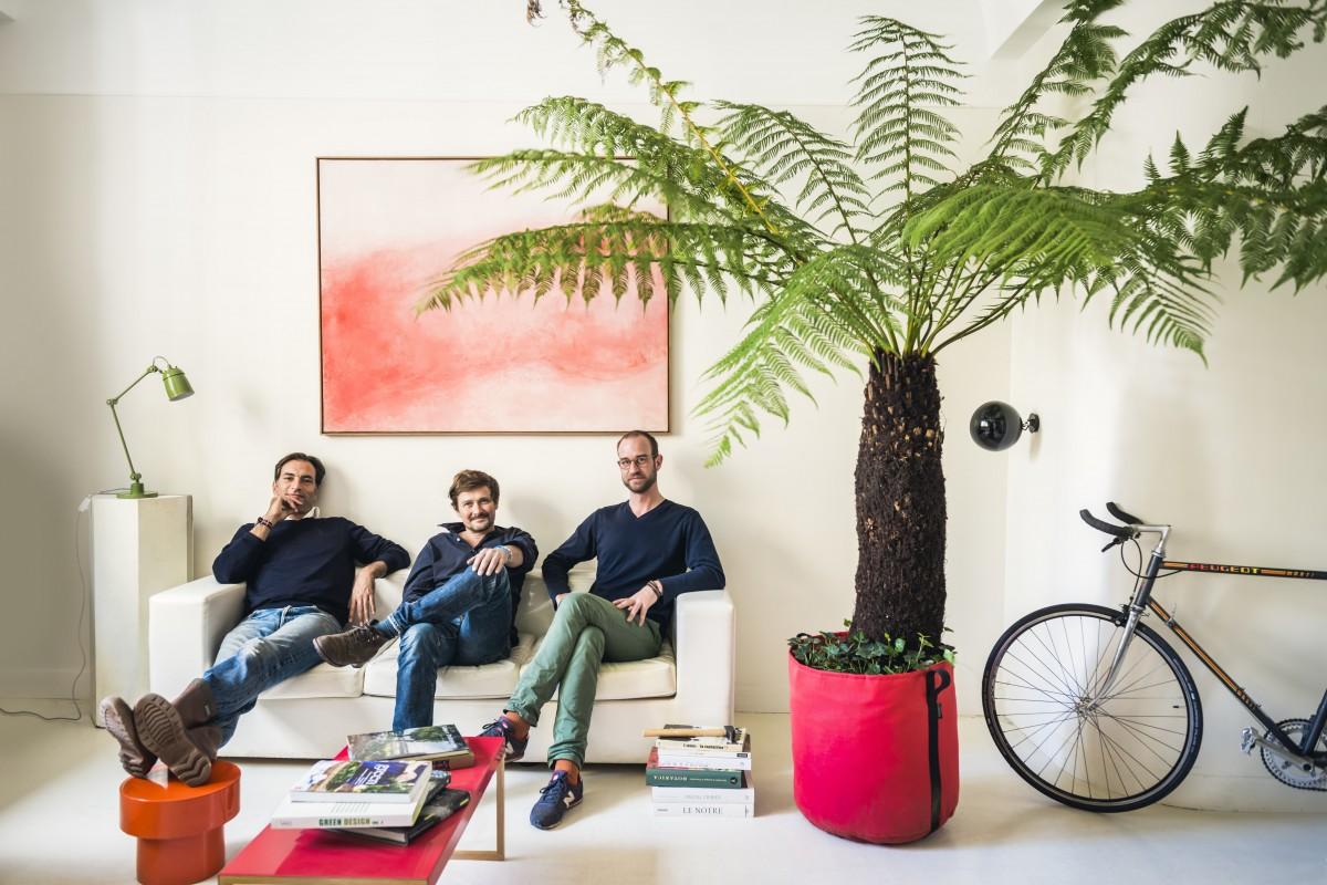 bacsac une jardini re r volutionnaire westwing magazine. Black Bedroom Furniture Sets. Home Design Ideas