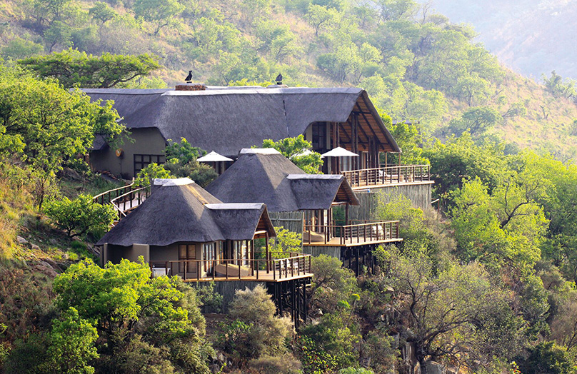 Esiweni Luxury Safari Lodge : un panorama d'exception